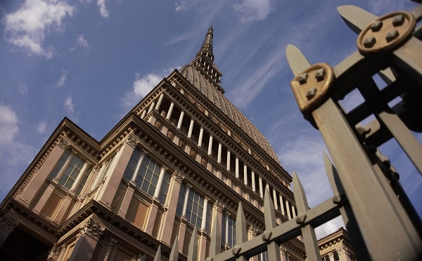 Die Mole Antonelliana in Turin